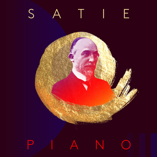 Satie Piano by Erik Satie