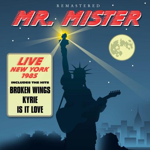 New York 1985 [Remastered] (Live) von Mr. Mister