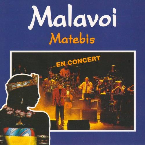 Matebis (En Concert) by Malavoi