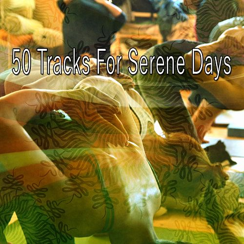 50 Tracks for Serene Days de Zen Meditation and Natural White Noise and New Age Deep Massage