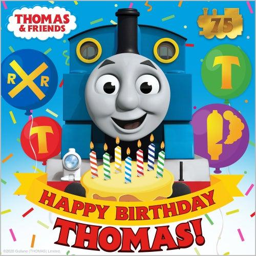 Happy Birthday, Thomas! by Thomas & Friends