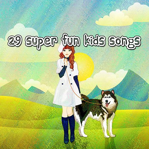 29 Super Fun Kids Songs de Canciones Infantiles