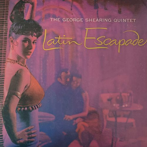 Latin Escapade van George Shearing
