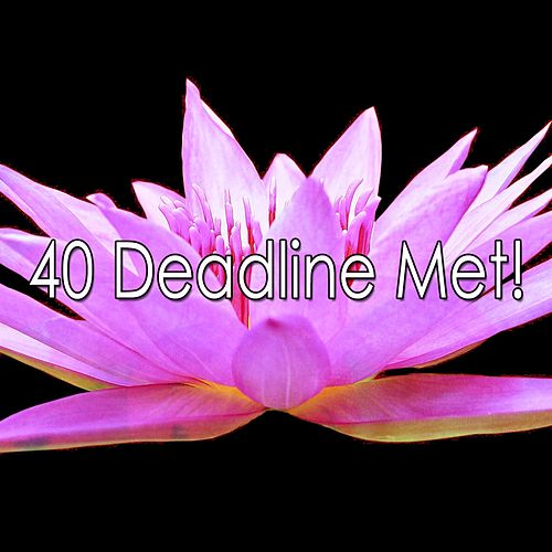 40 Deadline Met! von Entspannungsmusik