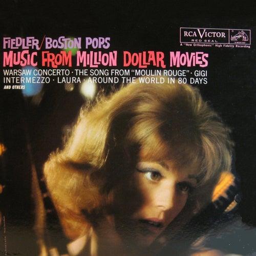 Music From Million Dollar Movies von Boston Pops Orchestra