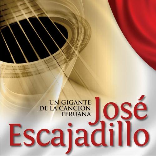 Un Gigante De La Canción Peruana de José Escajadillo