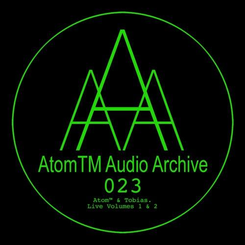 Live Volumes 1 & 2 de Atom Heart