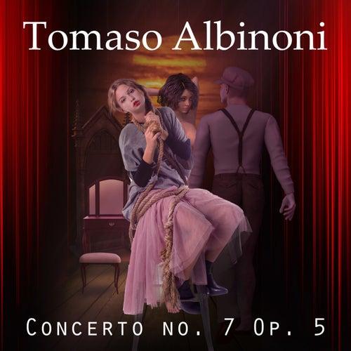 Concerto no. 7 Op. 5 de Tomaso Albinoni