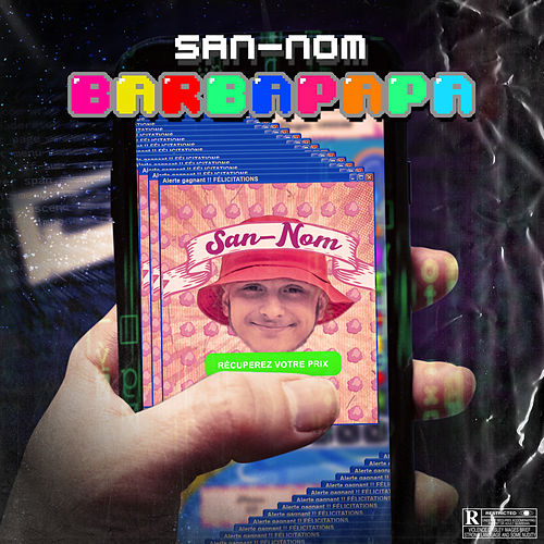 Barbapapa de San-Nom