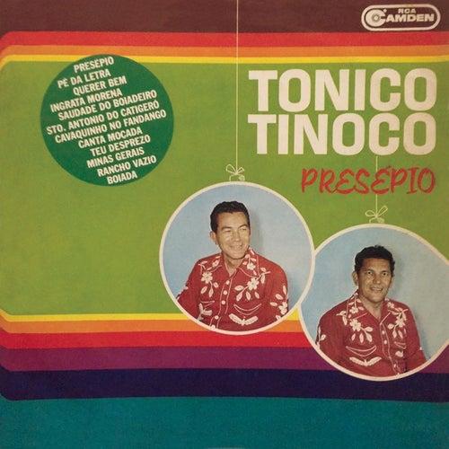 Presépio de Tonico E Tinoco
