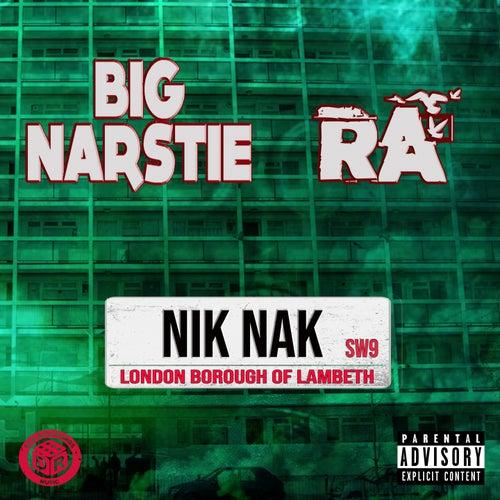 Nik Nak de Big Narstie