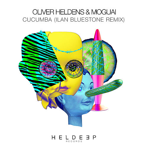 Cucumba (Ilan Bluestone Remix) by Oliver Heldens