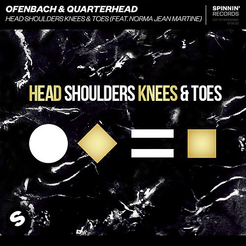 Head Shoulders Knees & Toes (feat. Norma Jean Martine) von Ofenbach
