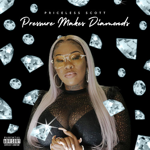 Pressure Makes Diamonds by Priceless Scott