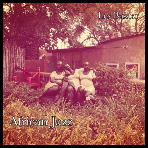 African Jazz de Les Baxter