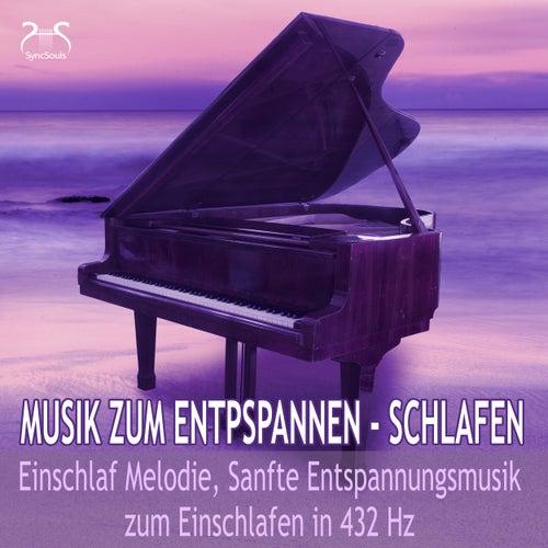 Musik zum Entspannen, Schlafen - Einschlaf Melodie, Sanfte Entspannungsmusik zum Einschlafen in 432 Hz von Max Entspannung
