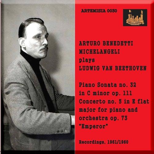 Beethoven: Piano Works (Remastered 2019) [Live] de Arturo Benedetti Michelangeli