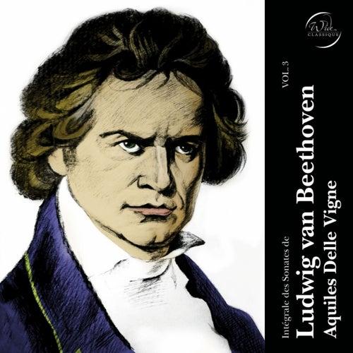 Ludwig van Beethoven: Intégrale des sonates, Vol. 3 de Aquiles Delle Vigne