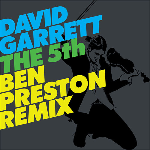 The 5th von David Garrett