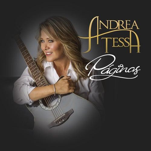 Páginas by Andrea Tessa