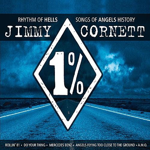 Rhythm Of Hells Songs Of Angels History von Jimmy Cornett
