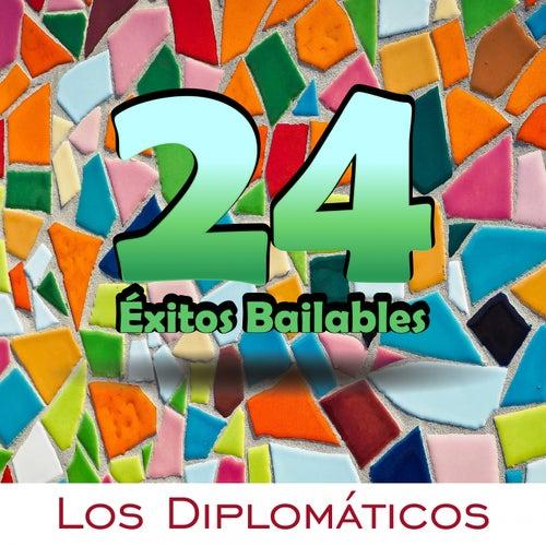 24 Éxitos Bailables de Diplomáticos