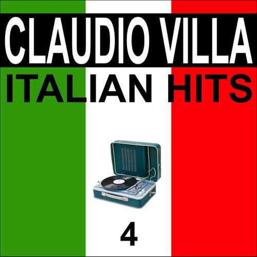 Italian hits, vol. 4 di Claudio Villa