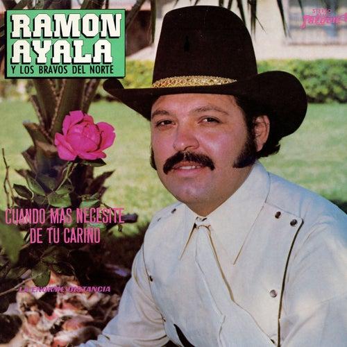 CUANDO MÁS NECESITE DE TU CARIÑO (Grabación Original Remasterizada) by Ramon Ayala