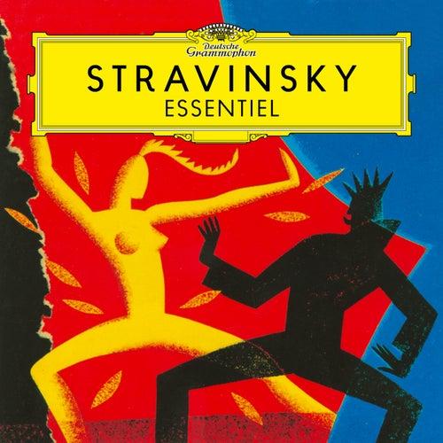 Stravinsky: Essentiel by Igor Stravinsky