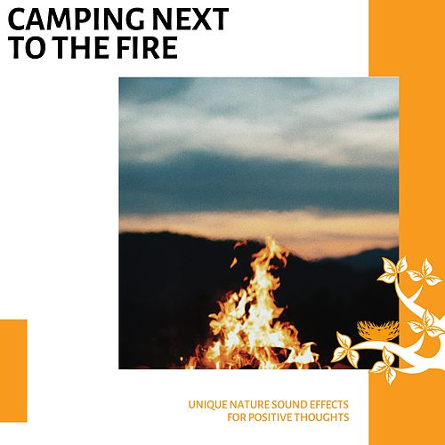 Camping Next To The Fire - Unique Nature Sound Effects for Positive Thoughts de Various