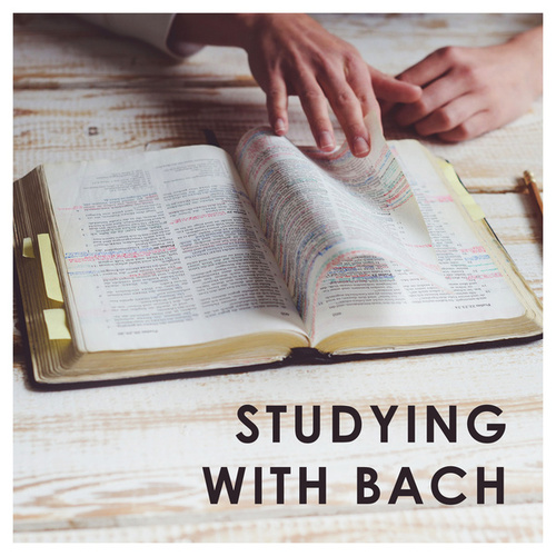 Studying with Bach by Johann Sebastian Bach