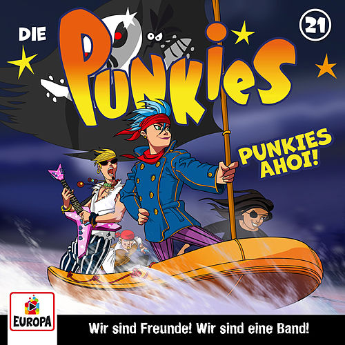 021/Punkies Ahoi! by Die Punkies