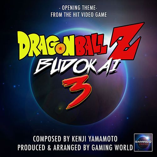 Budokai 3 Opening Theme (From