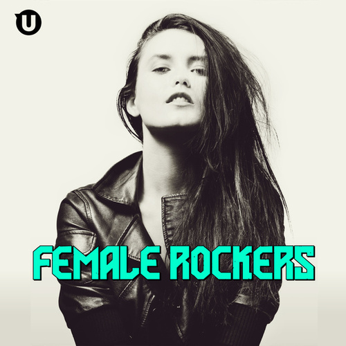 Female Rockers von Various Artists