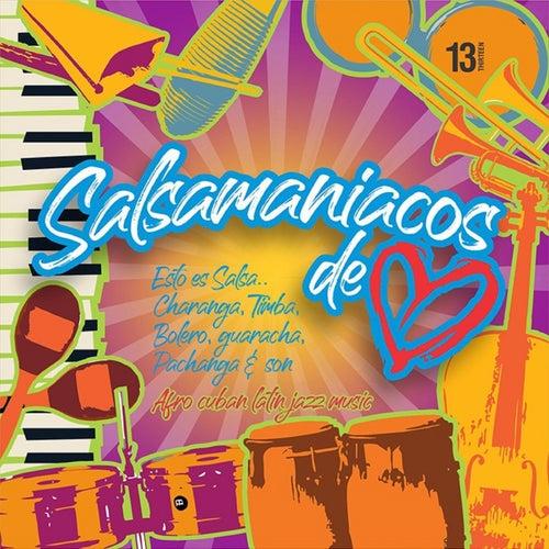 Salsamaniacos de Corazón, Vol. 13 de German Garcia