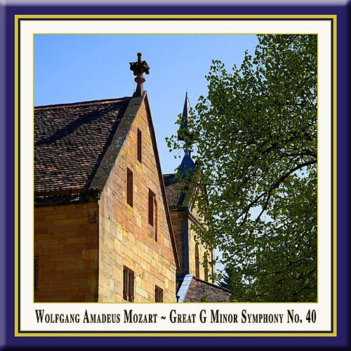 Mozart: Symphony No. 40 by Jorg Faerber