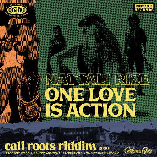 One Love is Action de Nattali Rize