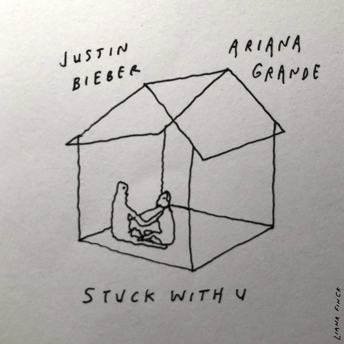 Stuck with U by Ariana Grande & Justin Bieber