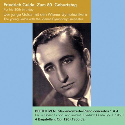 Friedrich Gulda: For His 80th Birthday by Friedrich Gulda