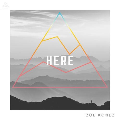 Here (Acoustic) by Zoe Konez