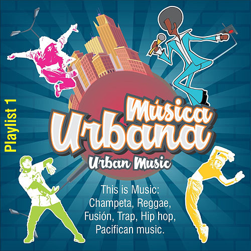 Música Urbana, Vol. 1 de German Garcia