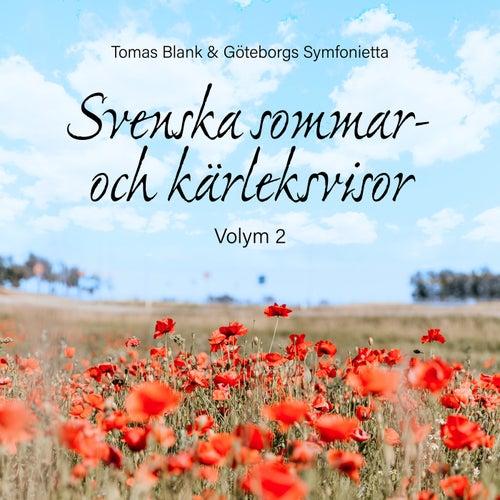 Svenska Sommar- och Kärleksvisor, vol.2 by Tomas Blank