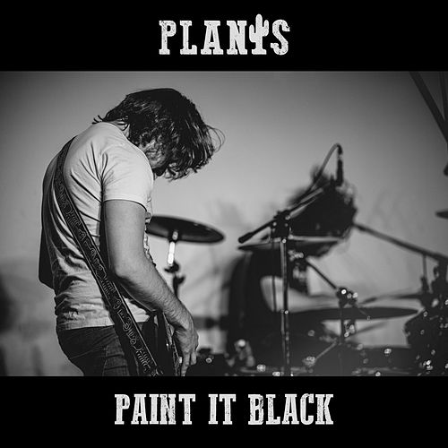 Paint It Black de The Plants