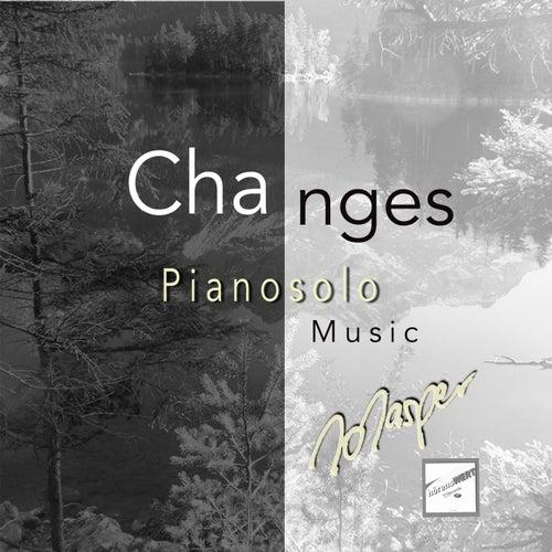 Changes: Pianosolo Music by Jo Jasper