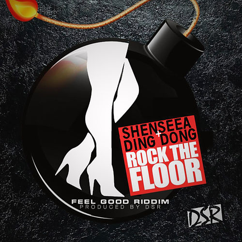 Rock the Floor van Shenseea