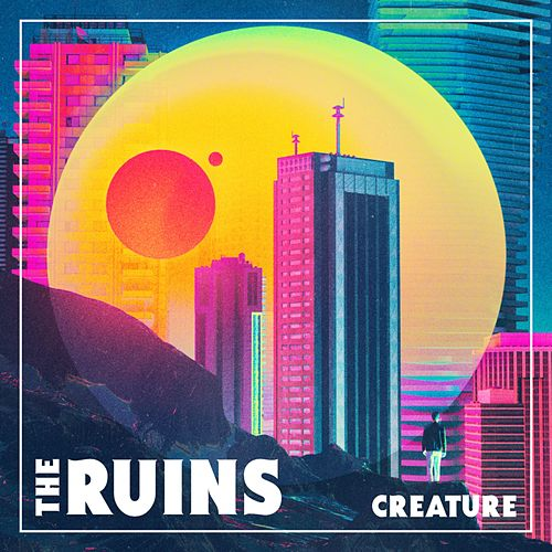 Creature by Ruins