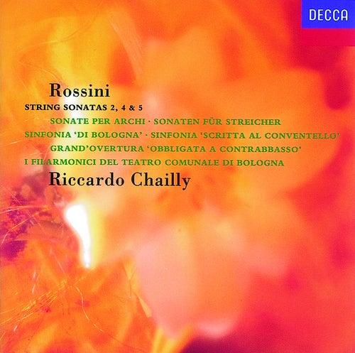 Rossini: String Sonatas, Vol.2 di Filarmonici del Teatro Comunale di Bologna