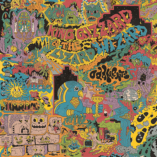 Oddments by King Gizzard & The Lizard Wizard