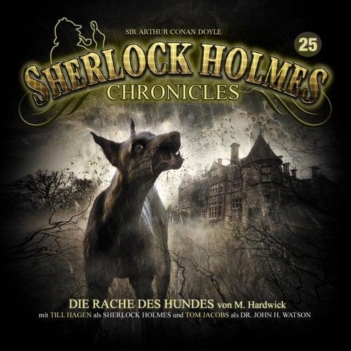 Folge 25: Die Rache des Hundes von Sherlock Holmes Chronicles