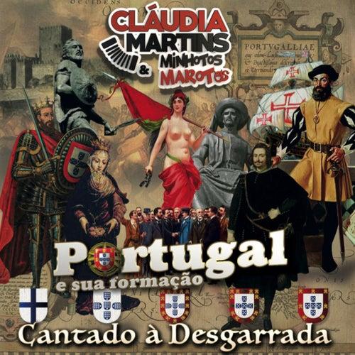 Portugal e Sua Formação (Cantado à Desgarrada) by Cláudia Martins